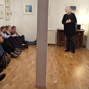 Pauline Prior-Pitt Poetry Reading