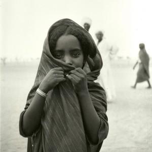 Young Girl, Darfur © JP Ferraroli