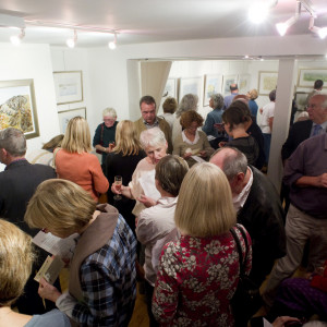 Private View Hebridean Exhibition 2010: William Neill Watercolours, Steve Duffield Photographs