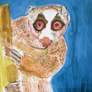 Susan Taylor Lemur Cropped Photo