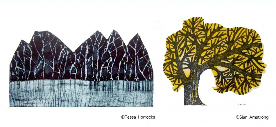 Tessa Horrocks & Sian Amstrong
